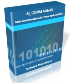 serial communications activex box