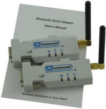 bluetooth wireless serial port adapters